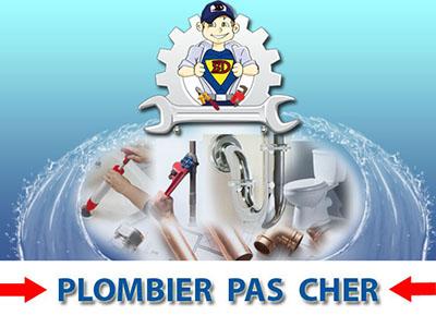 Deboucher Wc Vaux sur Seine 78740