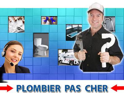 Deboucher Wc Villemomble 93250